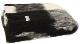 Windermere Alpaca Throw Natural Friesian - 130x185cm
