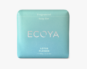 Ecoya Lotus Flower Soap - 90g