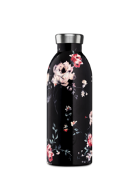 24 Bottles Clima Bottle Ebony Rose 500ml