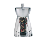 DMD Stella Acryl Pepper Mill - S/S