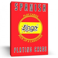 Lingo Spanish Cards