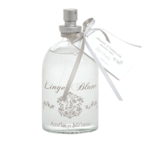 Lothantique Amelie White Linen Pillow Mist - 100ml
