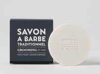 Compagne de Provence Spicy Wood Shaving Soap - 100g