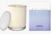 Ecoya Coconut & Elderflower Madison Jar - 400g