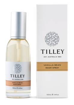 Tilley Vanilla Bean Room Spray - 100ml