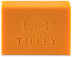 Tilley Mango Delight Pure Vegetable Soap - 100g