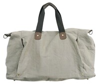 Moana Road Mackenzie Overnight Bag - Grey