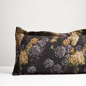 Thread Hydrangea Linen Oxford Pillowcases - Pair