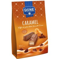 Kastner Caramel Chocolate Wafers 300g