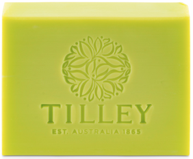 Tilley Golden Delicious Pure Vegetable Soap - 100g