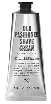 Triumph & Disaster Old Fashioned Shave Cream Tube - 90ml