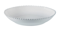 Costa Nova Pearl Bowl - White 34cm