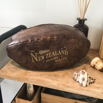 Moana Road Rugby Ball Toilet Bag
