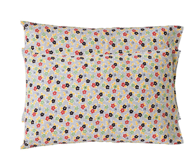 Lazybones Daisy Pillowcases - Set of 2