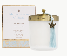 Mor Meditteranean Chateau Candle - 380g