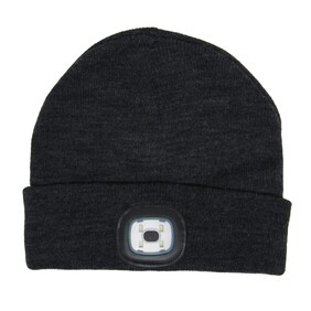 USB 250 Lumen High Power Beanie Light