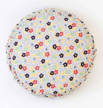 Lazybones Daisy Round Cushion - Small