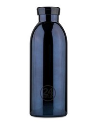 24 Bottles Clima Bottle Black Radiance 500ml