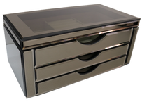 Le Forge Tea Mirror Jewellery Box - Style 2