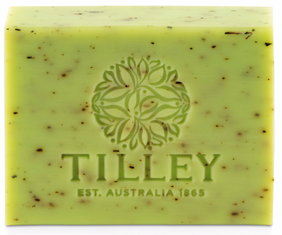 Tilley Magnolia & Green Tea Pure Vegetable Soap - 100g