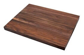 Global Walnut Cutting Board 40x30x3cm
