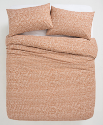 Citta Forget Me Not Duvet - Toffee/Nougat King