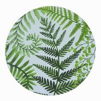 Madras Glenaire Round Placemat - S/4