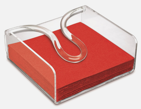 Avanti Acrylic Napkin Holder