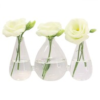 Le Forge Sienna Glass Vase Style 8