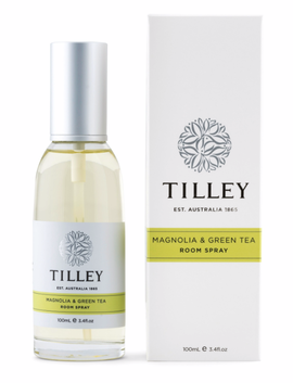 Tilley Magnolia & Green Tea Room Spray - 100ml