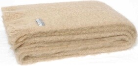 Windermere Mohair Throw Paper - 130x185cm