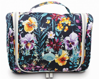 Tonic Evening Bloom Hanging Cosmetic Bag