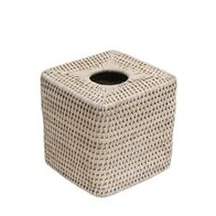 French Country Geneva Square Tissue Box