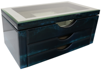 Le Forge Peacock Jewellery Box - Style 2