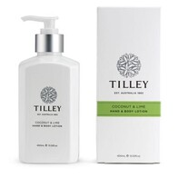 Tilley Coconut & Lime Body Lotion 400ml