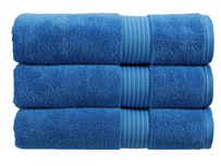 Christy Hygro Towel collection - Cadet Blue