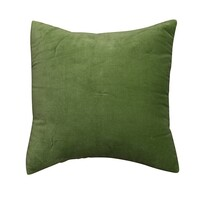 French Country Claude Cushion Green 45x45cm