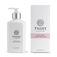 Tilley Peony Rose Body Wash 400ml