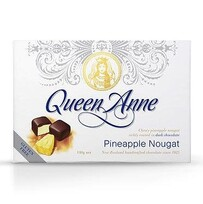 Queen Anne Pineapple Nougat Chocolates - 140g