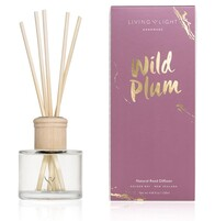 Living Light Wild Plum Diffuser 120ml