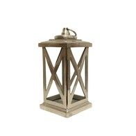 French Country Oxford Lantern Small 25cmLx25cmWx54cmH