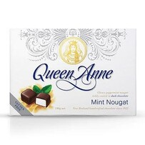 Queen Anne Mint Nougat Chocolates - 140g