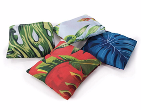 IS Tropical Foldable Shopping Bag