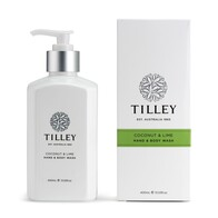 Tilley Coconut & Lime Body Wash 400ml