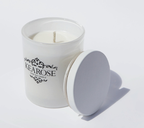 Kearose Lily & Geranium Candle LTD - 45hr
