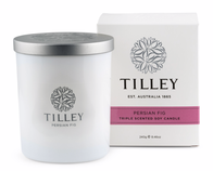 Tilley Persian Fig Soy Candle 240g