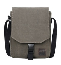 Troop Bergen Shoulder Bag Olive