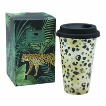 Madras Leopard Travel Mug - 300ml