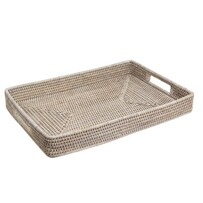 French Country Geneva Rectangular Tray 45cmxLx30cmWx6cmH