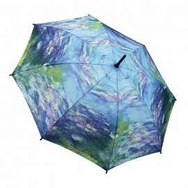Clifton Galleria Monet Waterlilies Umbrella